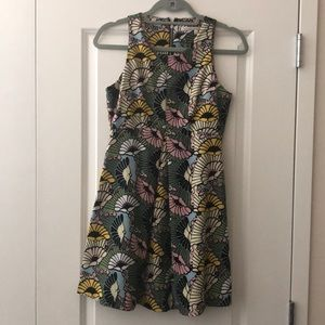 Rachel Roy Bold Floral Mini Dress